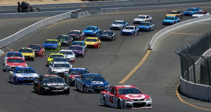 Save Mart Extends Pact With Sonoma Raceway