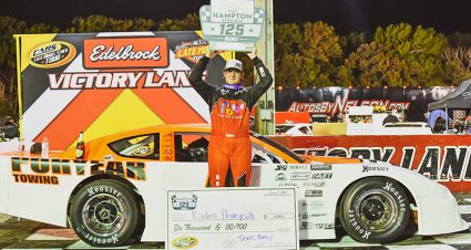 Honeycutt Dominates For First CARS Tour Triumph