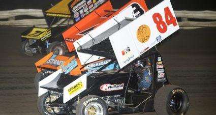 Donnellson MOWA Sprint Car Wars