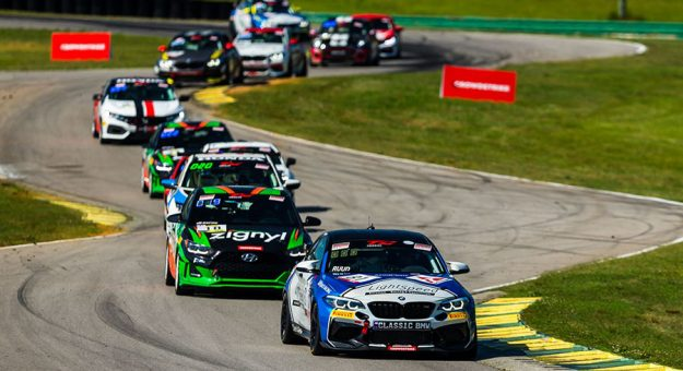 Jacob Ruud claimed another TC America victory Sunday at Virginia Int'l Raceway.