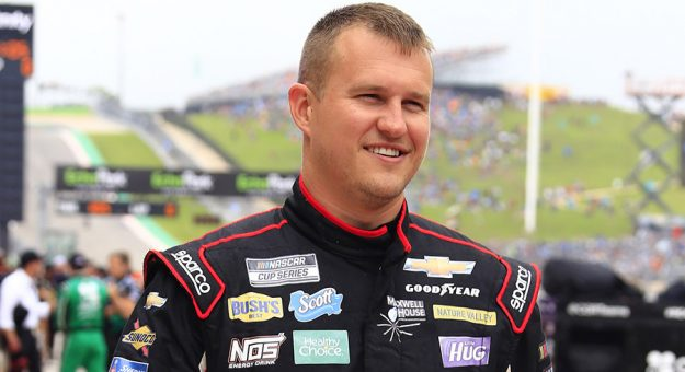 Ryan Preece will race in the NASCAR Whelen Modified Tour at Oswego Speedway this Saturday. (HHP/Jim Fluharty Photo)