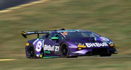 Dream Weekend For Dream Racing In Virginia