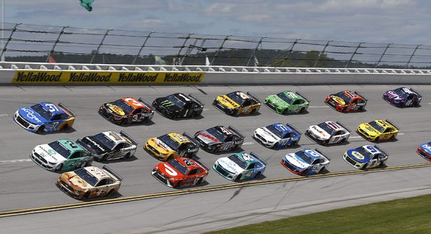NASCAR has announced rule changes meant to slow down race cars at Daytona Int'l Speedway and Talladega Superspeedway. (HHP/Chris Owens Photo)