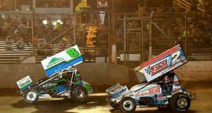Night One At Western PA Sprint Series