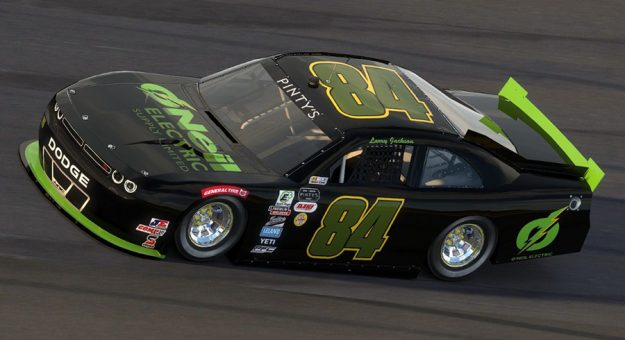 Larry Jackson has secured sponsorship for the NASCAR Pinty's Series season from O'Neil Electric.