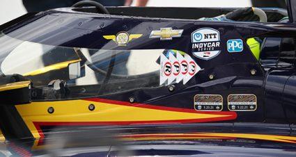 Racing Optics Becomes IndyCar Partner