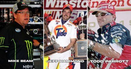 Beam, Hammond & Parrott Named SRX Series Crew Chiefs