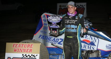 Bacon Stomps The Field For Circle City MSCS Score