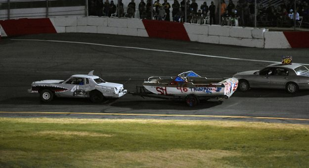 All American Speedway hosts the second Riebes Auto Parts Trailer Bash of 2021 this Saturday night. (Don Thompson Photo)