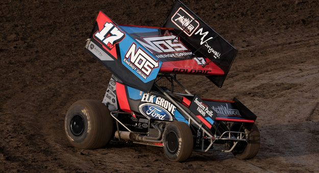 Shane Golobic drives for Matt Wood Racing, a team that is quickly becoming a West Coast powerhouse. (Devin Mayo Photo)