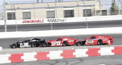 SPEARS Modifieds Bound For Irwindale This Weekend