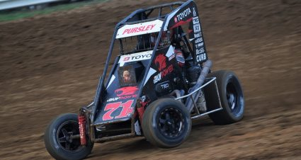 Wide-Open IMW Points Battle With Two Races Left