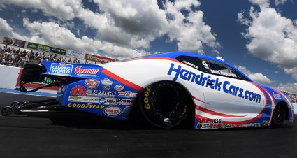 Anderson Headlines Top Qualifiers For New England Nationals