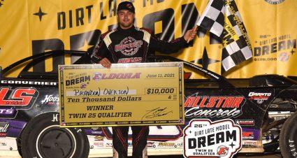 Overton Keeps Rolling; Satterlee Wins Too