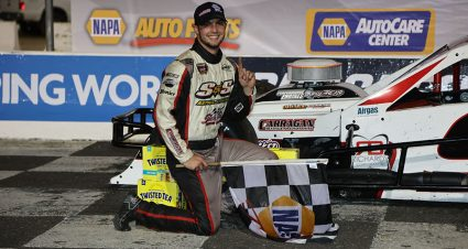 Dowling Conquers Stafford Open Modified Foes
