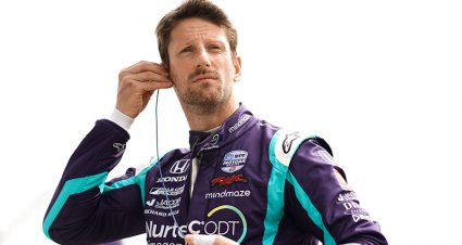 Romain Grosjean: Making A Difference