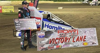 From Eighth To Victory For Beason In Oklahoma