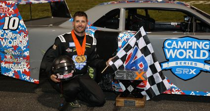 Doug Coby Defends Home Turf In Debut Of SRX Series