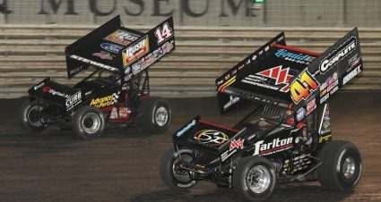 Macedo Doubles Down At Knoxville