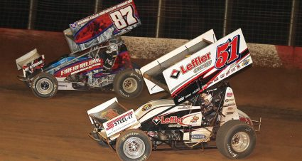 Another Lincoln Victory For Freddie Rahmer