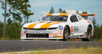 Holden Sets Pace During Ridge Trans-Am Qualifying
