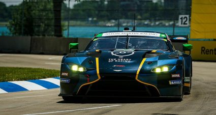 Penalty Hands Heart Of Racing Squad First IMSA Win