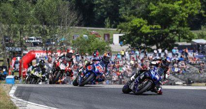 Gagne Still Unbeatable In MotoAmerica Superbike