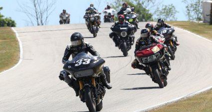 Wyman Bags A Road America Victory For Harley