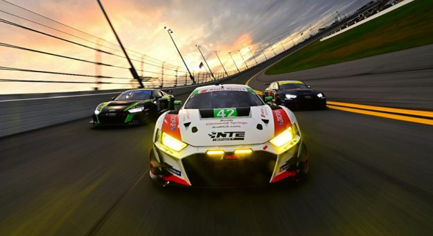 NTe Sport will be back in action with the IMSA WeatherTech SportsCar Championship at Watkins Glen Int'l on June 27.
