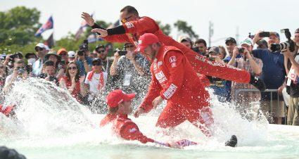 IndyCar Belle Isle Race 1