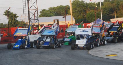 Must See Sprints Back In Action At M-40 Saturday