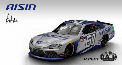 Hattori Racing Enterprises Returns To Xfinity Series