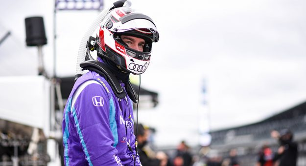 Cody Ware will make his NTT IndyCar Series debut this weekend at Road America. (IndyCar Photo)