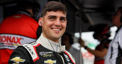 VeeKay Questionable For Road America After Cycling Accident