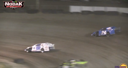 Photo Finish During Tougher Than Dirt Finale