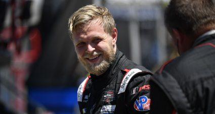 Magnussen Replacing Rosenqvist For Road America