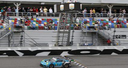 Wright Motorsports Make Driver Changes