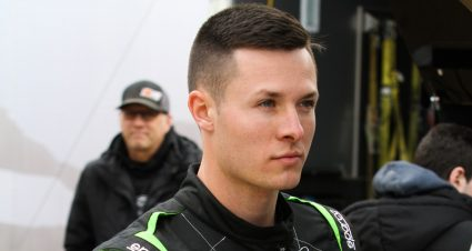 Madsen Out, Bayston In For Sam McGhee Motorsports