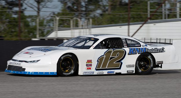 Augie Grill will compete this weekend at The Milwaukee Mile.