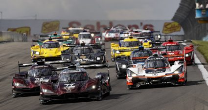 Atherton To Give Command For Sahlen's Six Hours Of The Glen