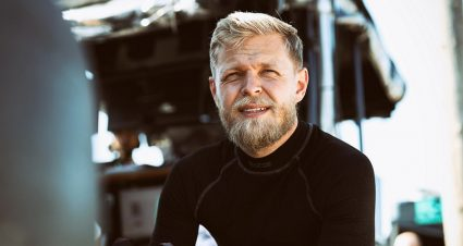 Kevin Magnussen Eager For Maiden Indy Car Experience