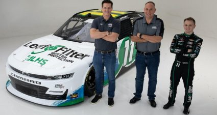 Kaulig Fielding Two Cup Cars In '22, Haley Going Full-Time
