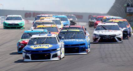 Grandstands Fully Open For NASCAR's Return To The Glen