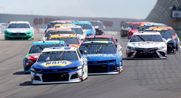 Grandstands will be completely open for NASCAR's return to Watkins Glen Int'l. (Matt Sullivan/Getty Images Photo)