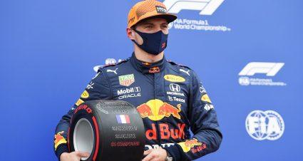 Verstappen Beats Hamilton To French G.P. Pole