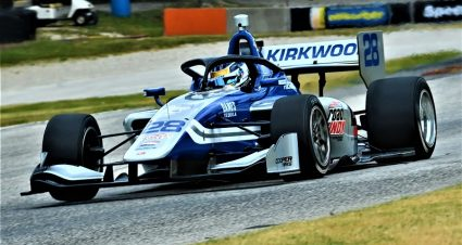 Kirkwood Keeps His Indy Lights Roll Going