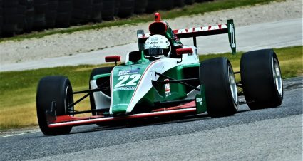 From Pole To Victory For Manuel Sulaiman