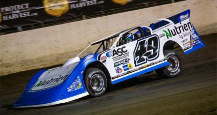 Davenport Captures The Clash At The Mag