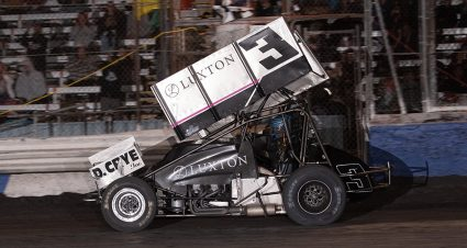 Kaleb Montgomery Gets His First SCCT Trophy
