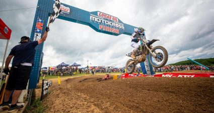 Ferrandis Grabs Second Pro Motocross Win Of 2021